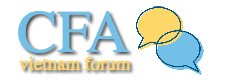 CFA Vietnam Forum